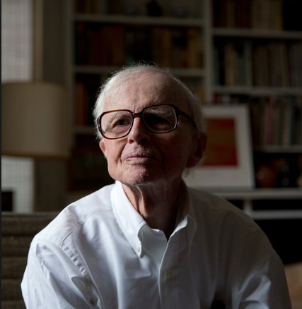 William Zinsser. Damon Winter/The New York Times