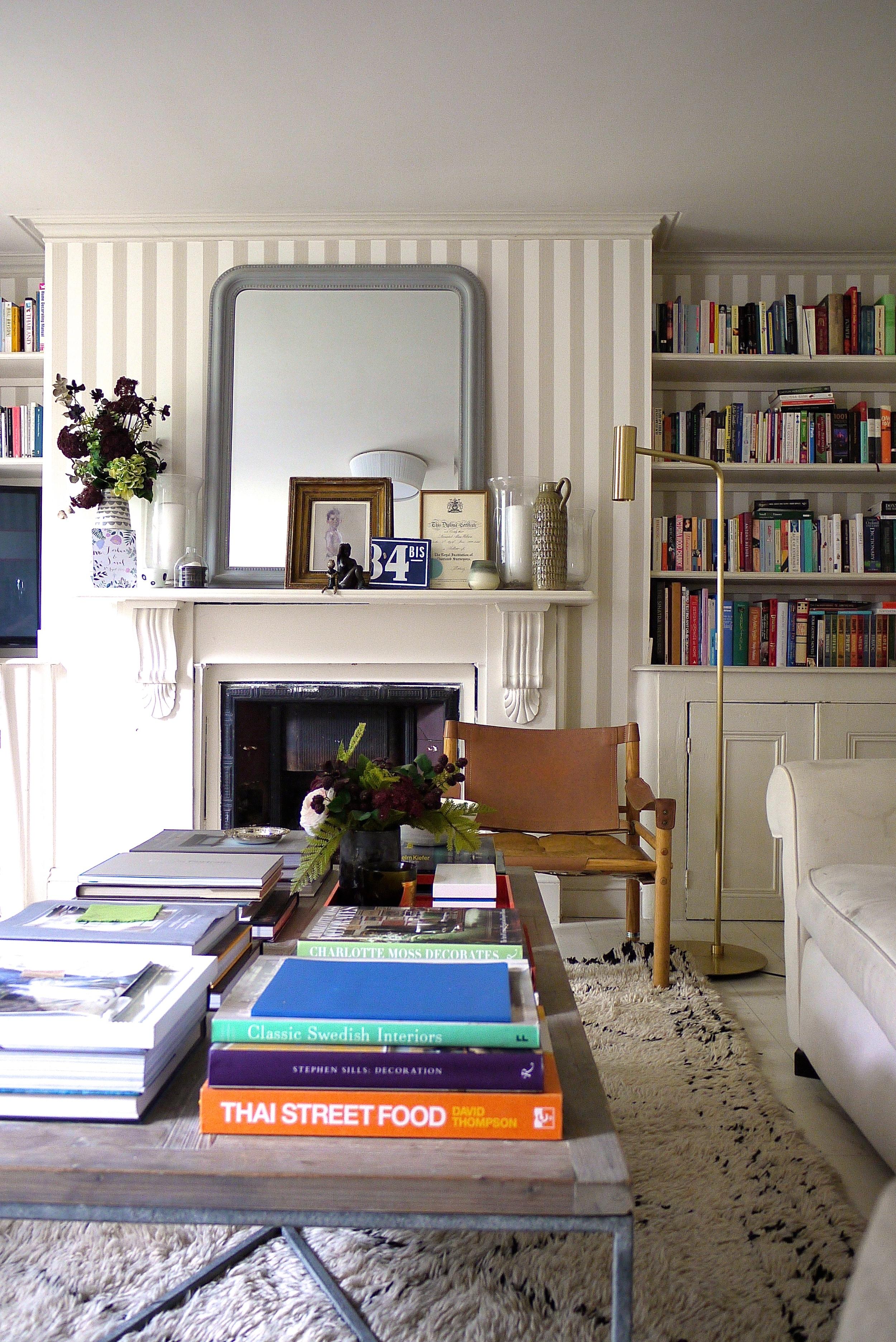 Sara Spencer Ashworth home Brockley, London