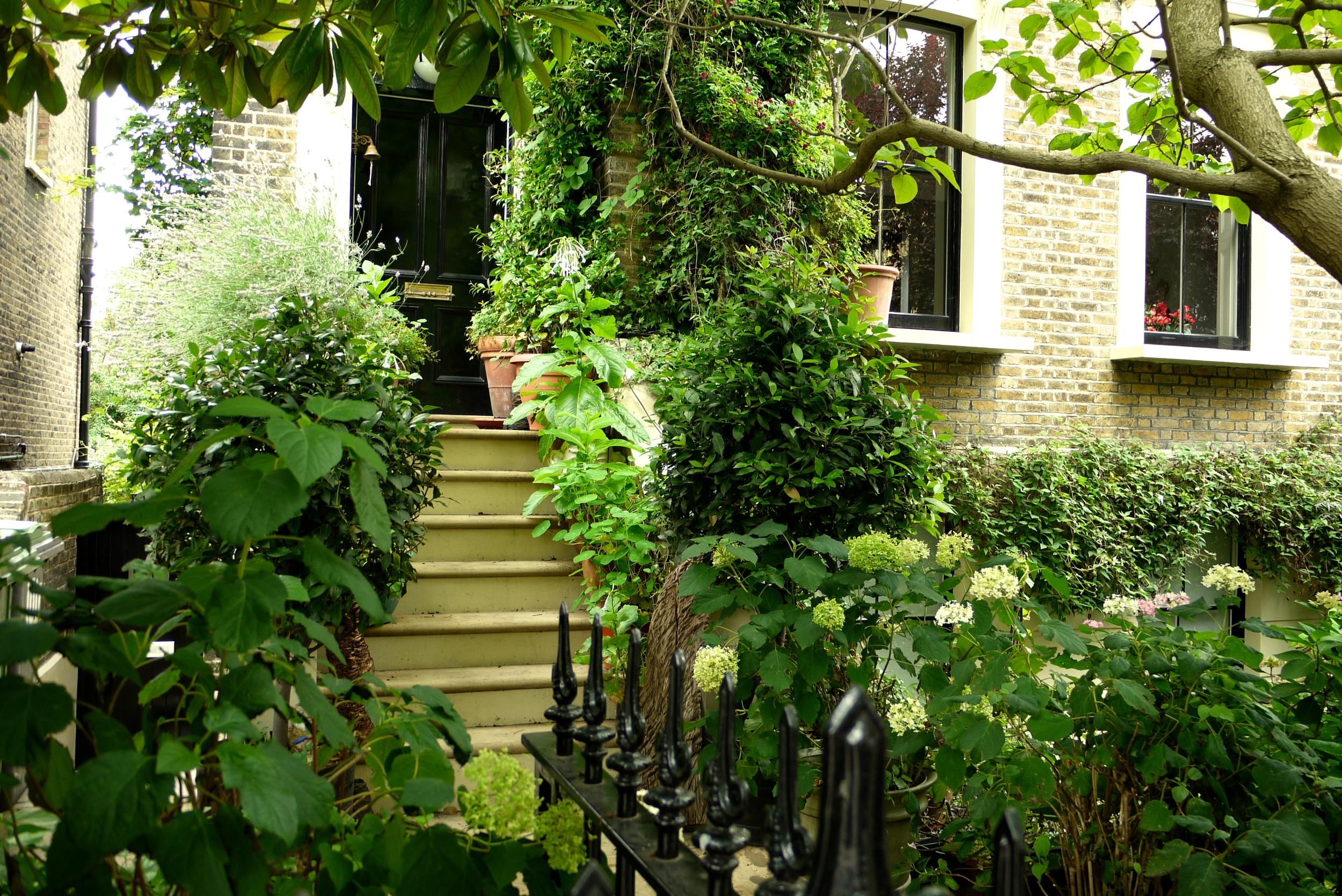Sarah Spencer Ashoworth home