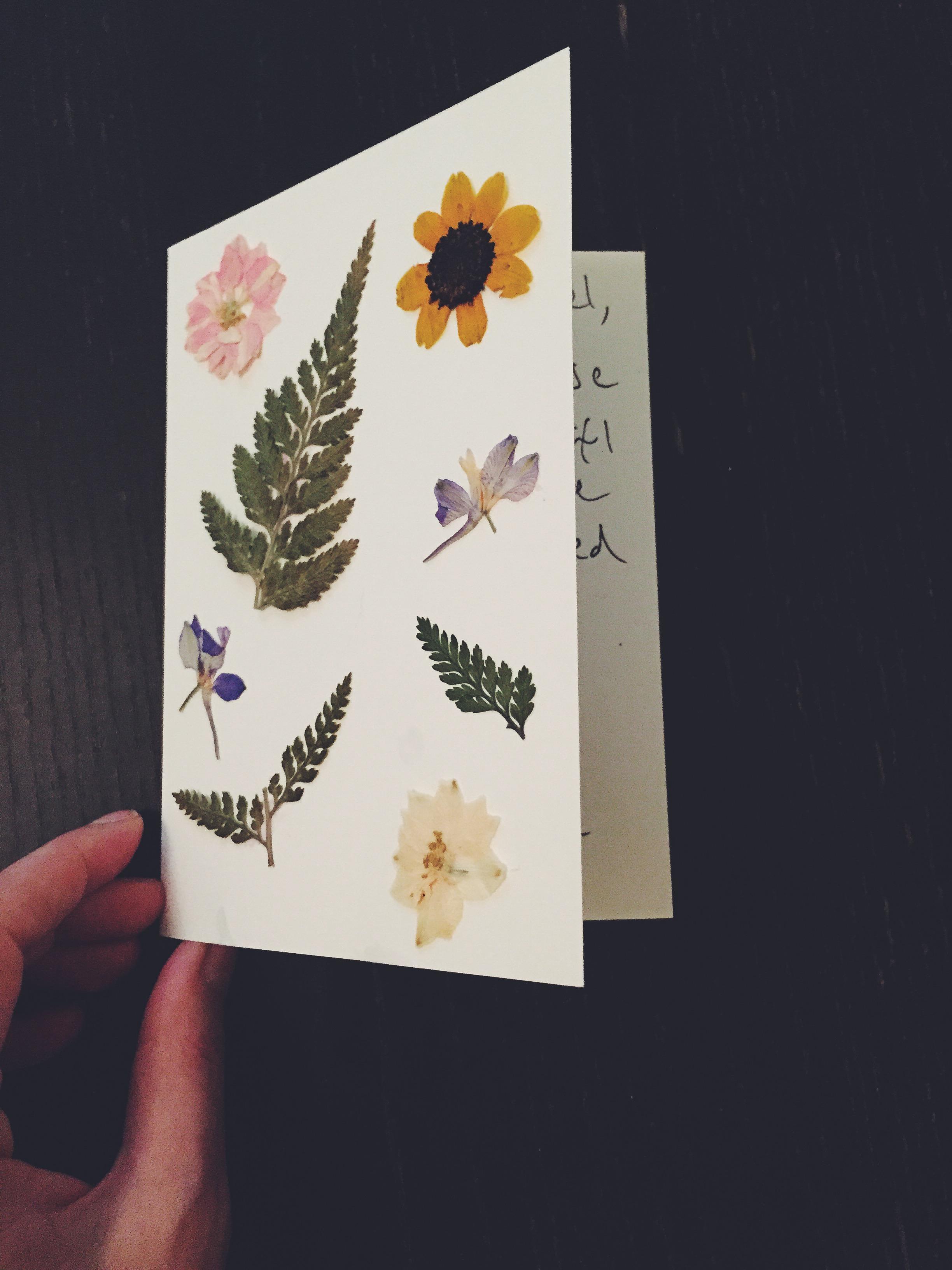 wedding card tswil