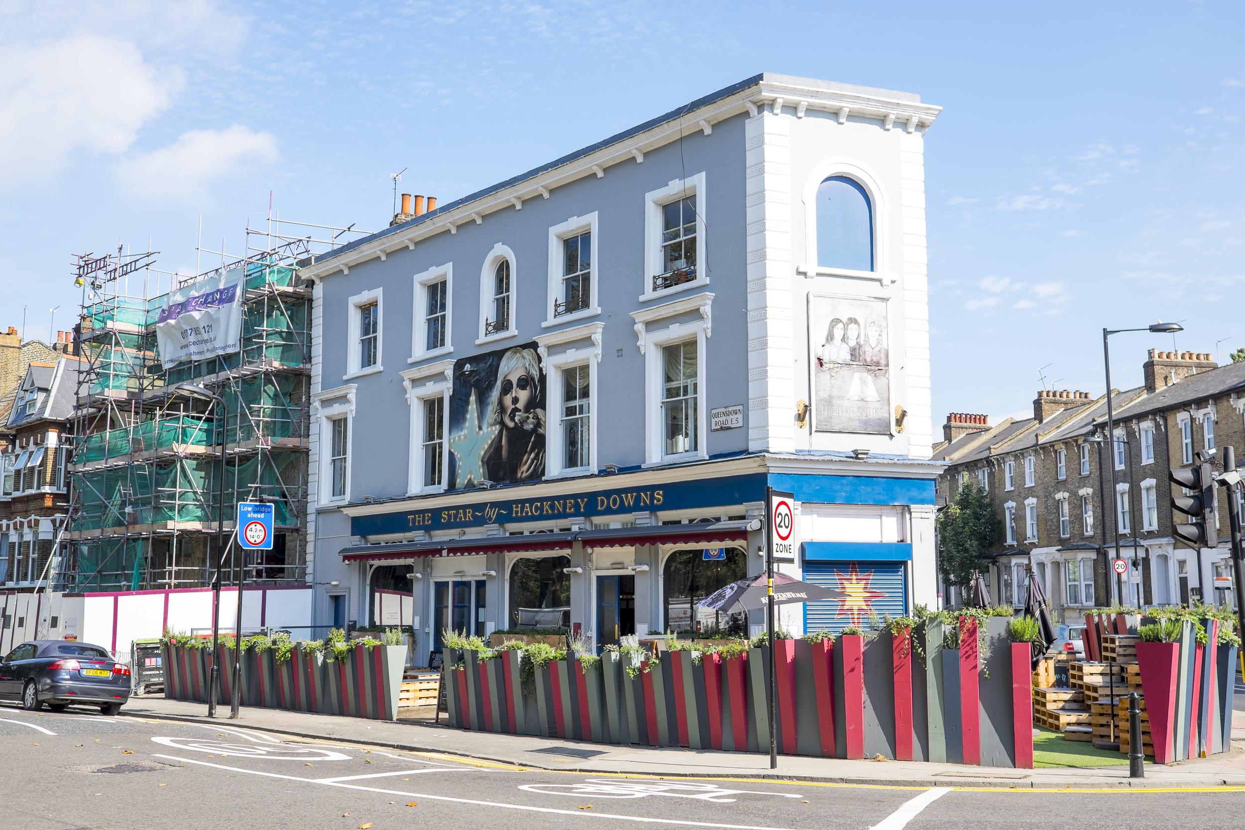 Hackney, London, The Street Where I Live blog