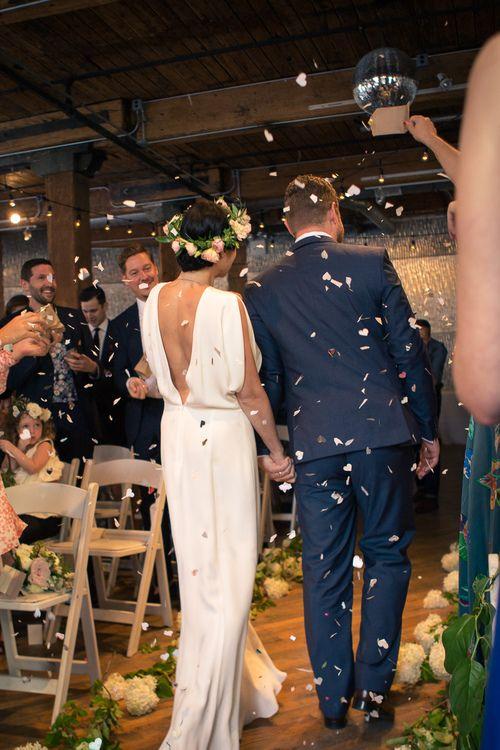 Alexandra King-Lyles and Isaac Lyles wedding