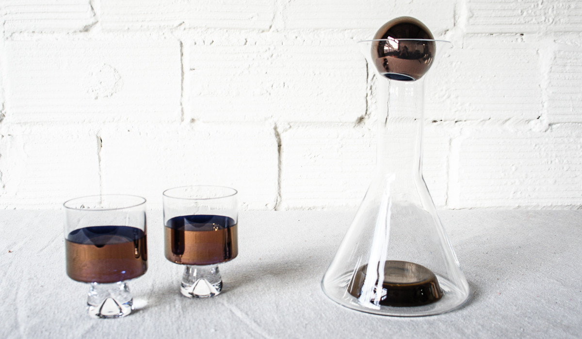 tom dixon decanter