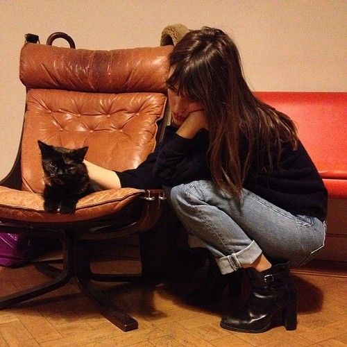 jane birkin and kitty TSWIL