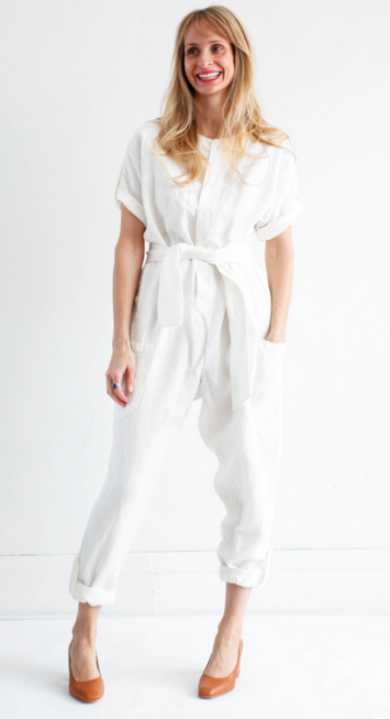 no 6 wallace jumpsuit