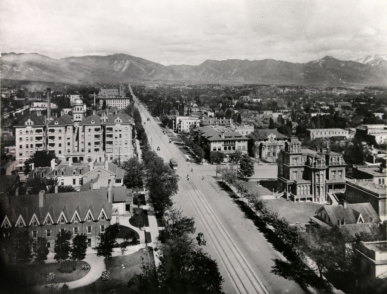 Image Courtesy Utah State Historical Society