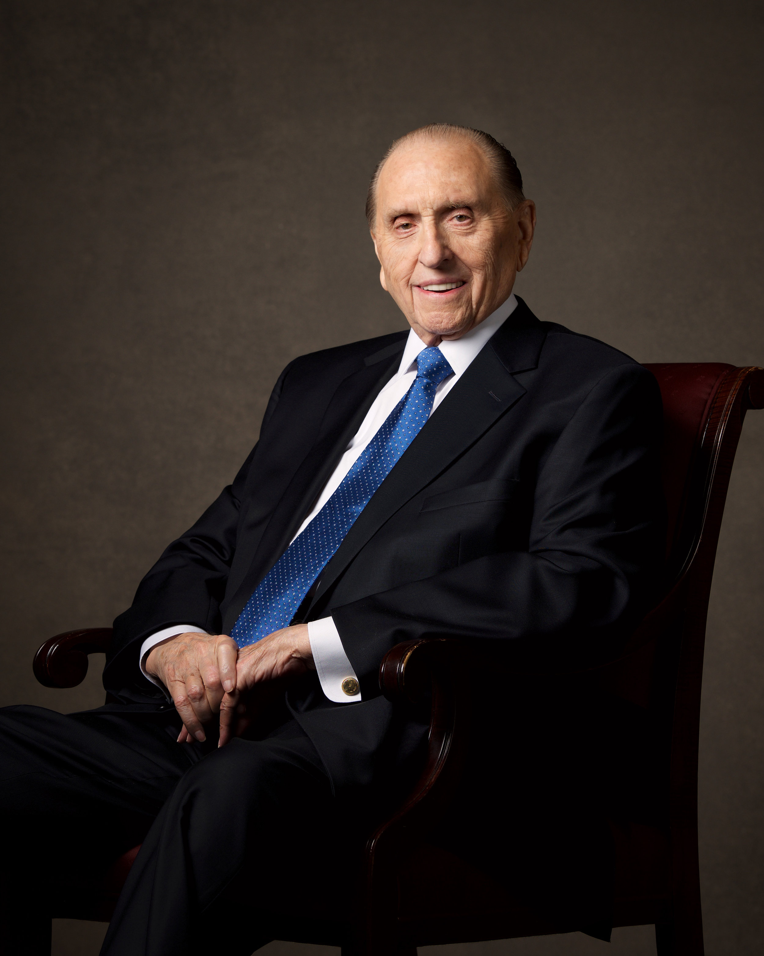 President Thomas S. Monson. Images courtesy Mormon Newsroom.