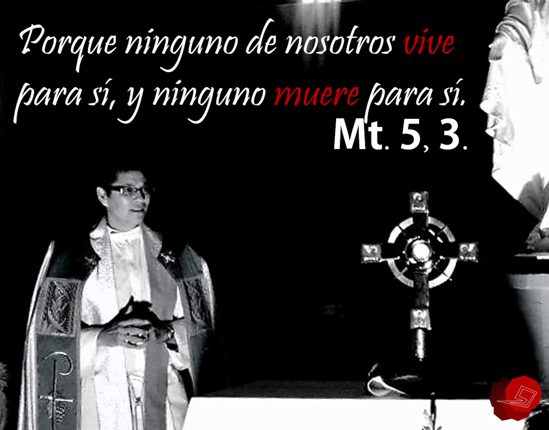 Cumpleaños del Padre Rogelio Márquez