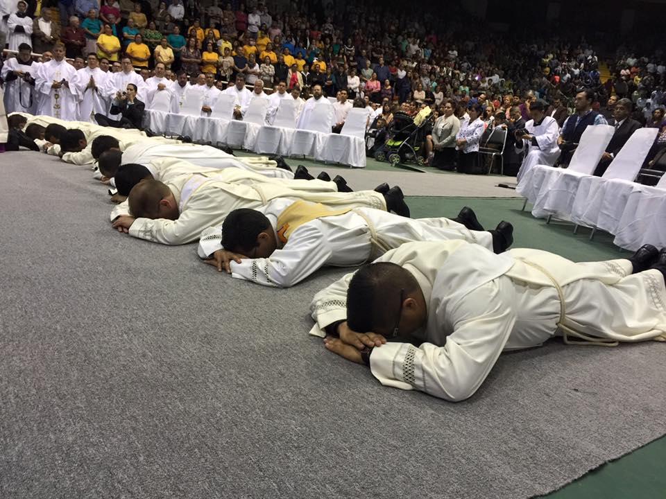 Ordenación Presbiteral y Diaconal