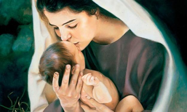 Humanidad de Jesús por Lucas Evangelista