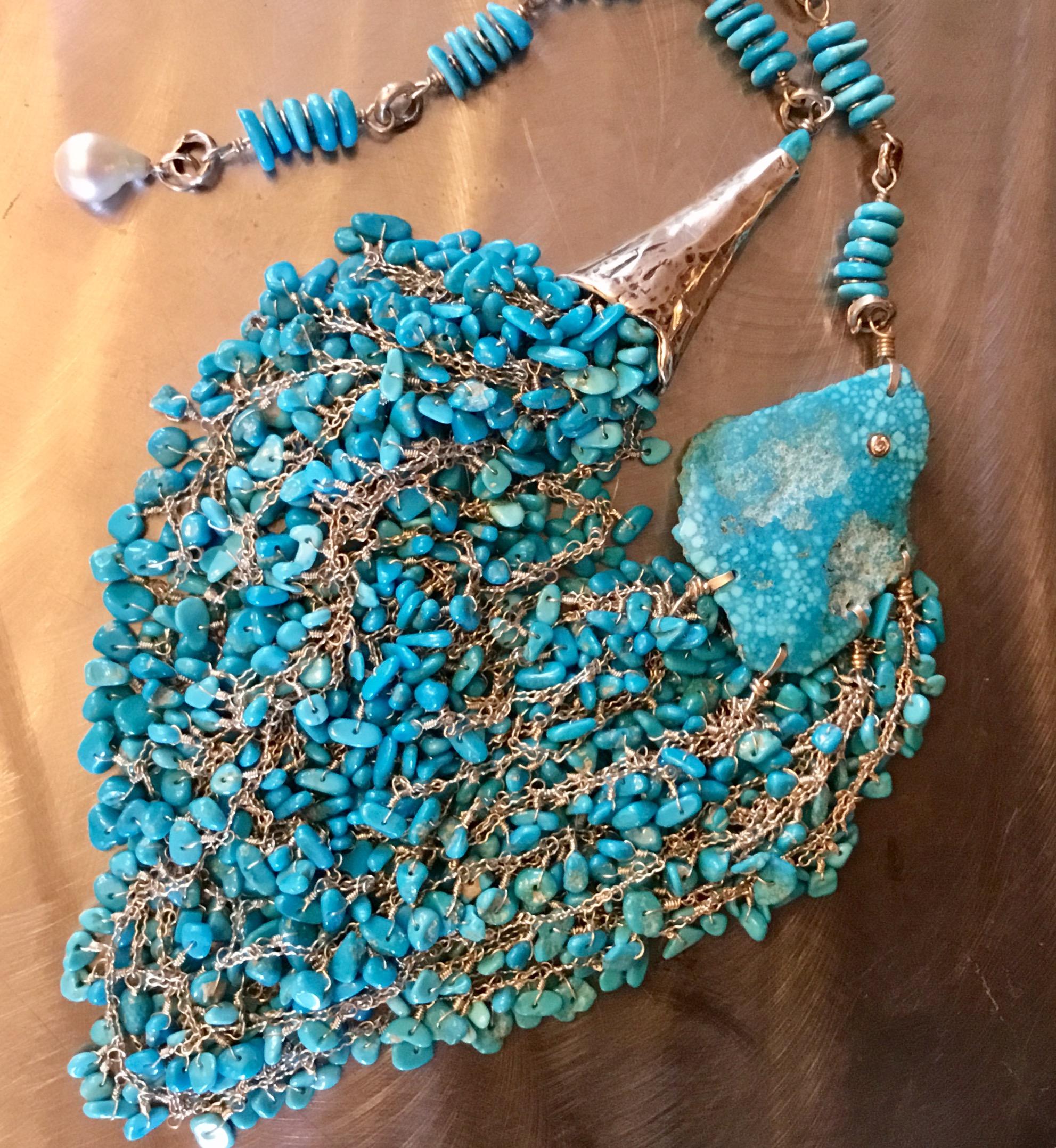 Sleeping Beauty Turquoise and DIAMOND!!