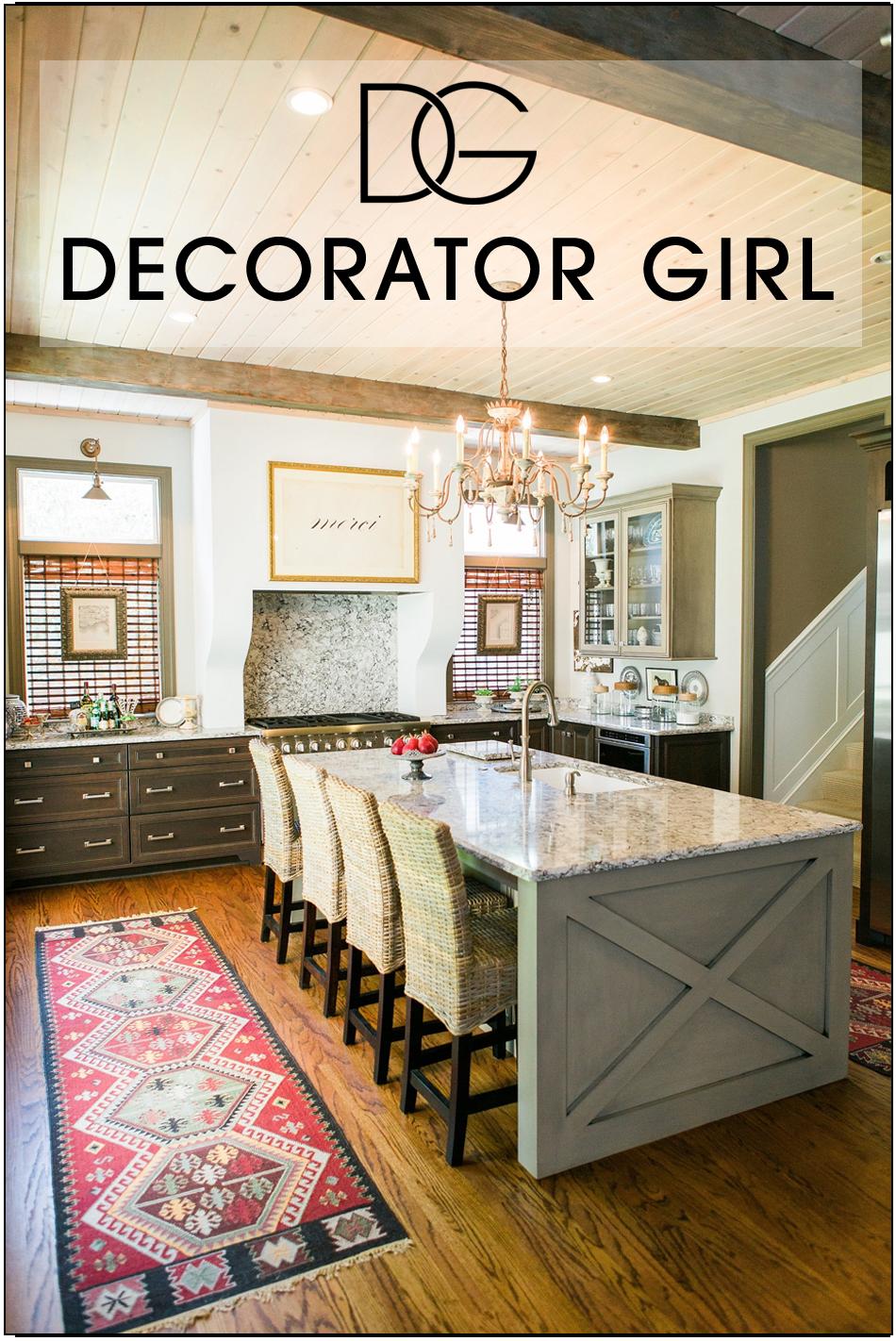 Decorator Girl