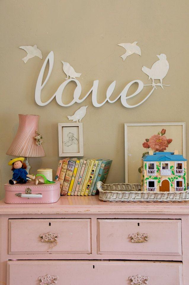 via pink wallpaper