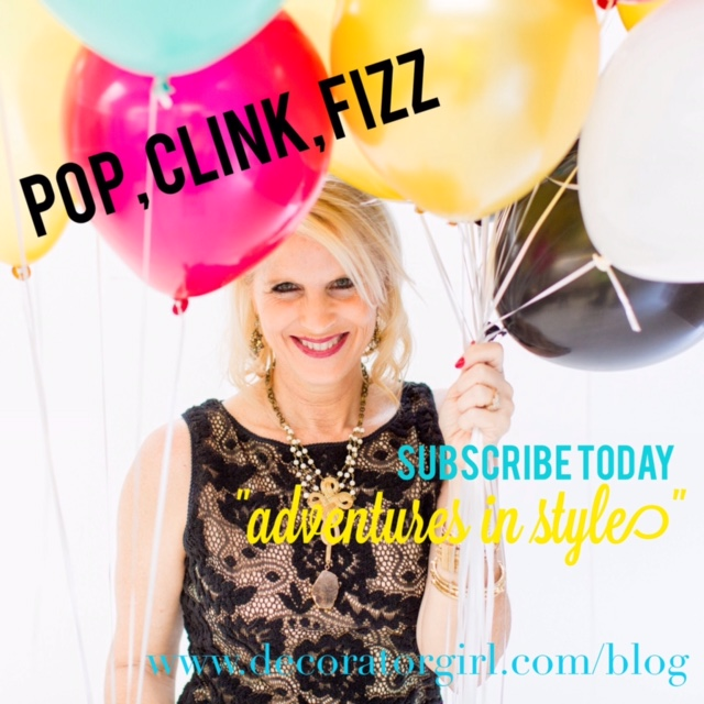 via Decorator Girl - Adventures in Style Blog