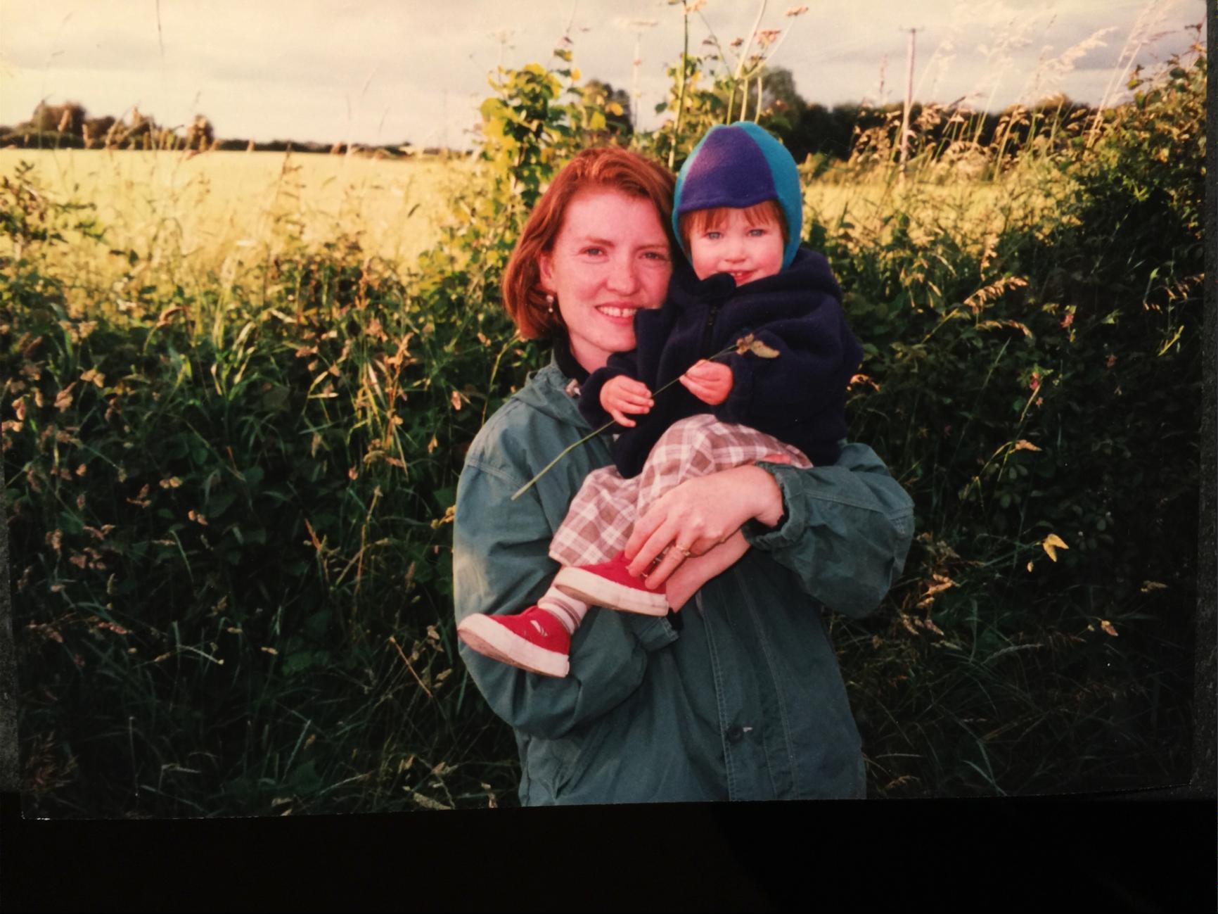 County Galway, Ireland. Summer 1996.