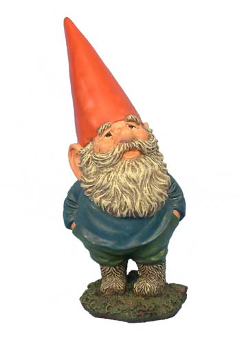 I've heard the business Gnome looks like this...