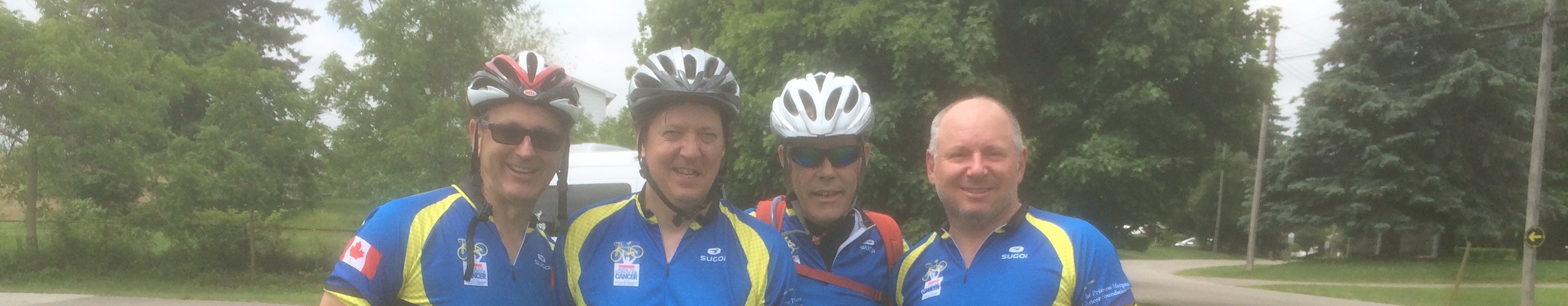 The 2015 Ride to Conquer Cancer