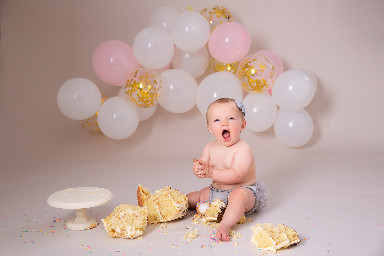 Berkhamsted Cake Smash Photographer