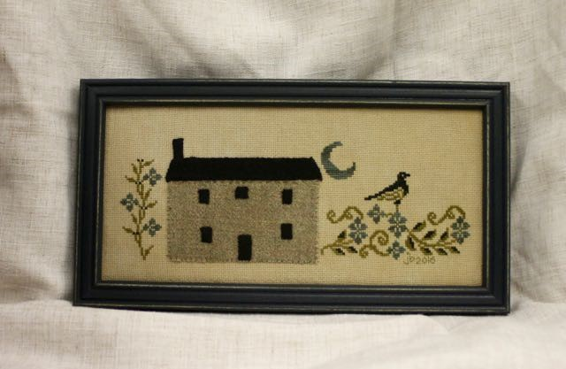 Nightgale Cottage by Threadworks Primitive