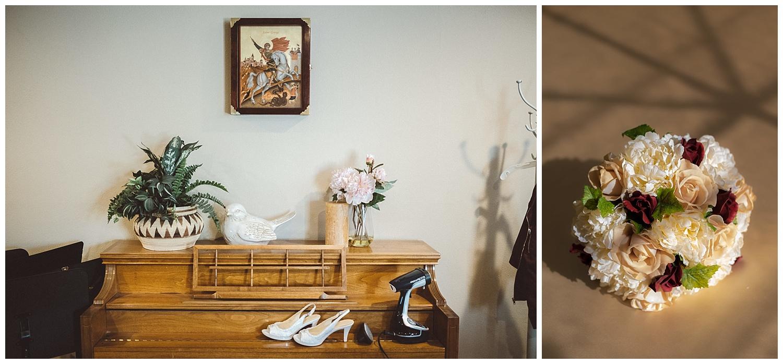 Bridal Prep Room