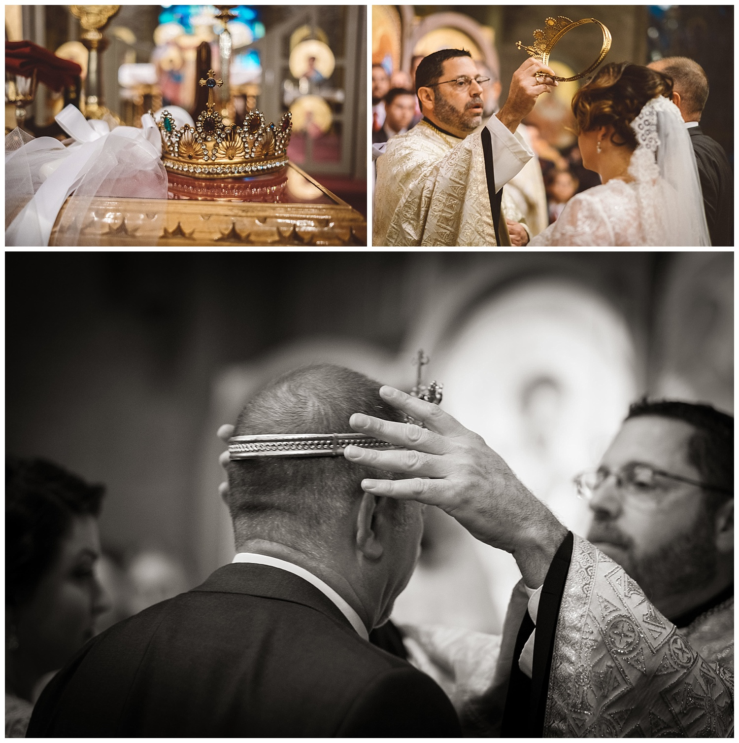 Orthodox Christian Wedding Crowns