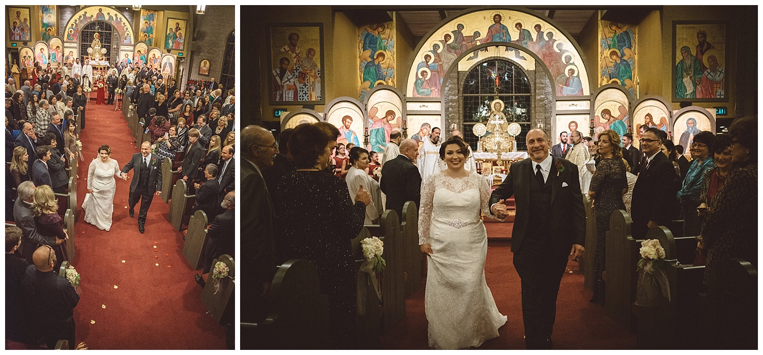 Recessional at St. Luke's Orthodox Church