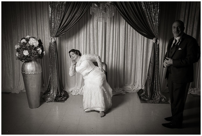 Bride Goofin