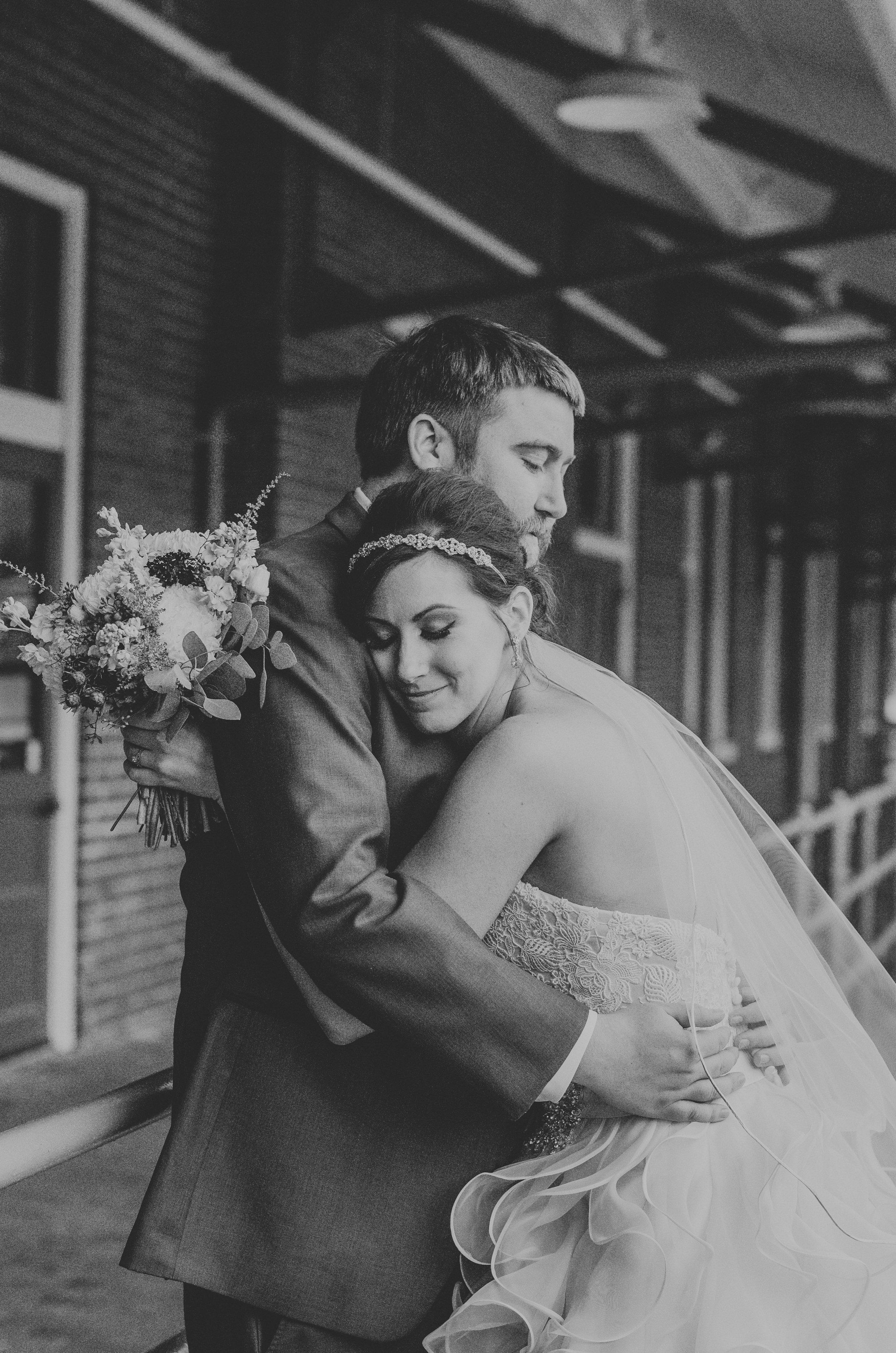 North Carolina Bride and wedding