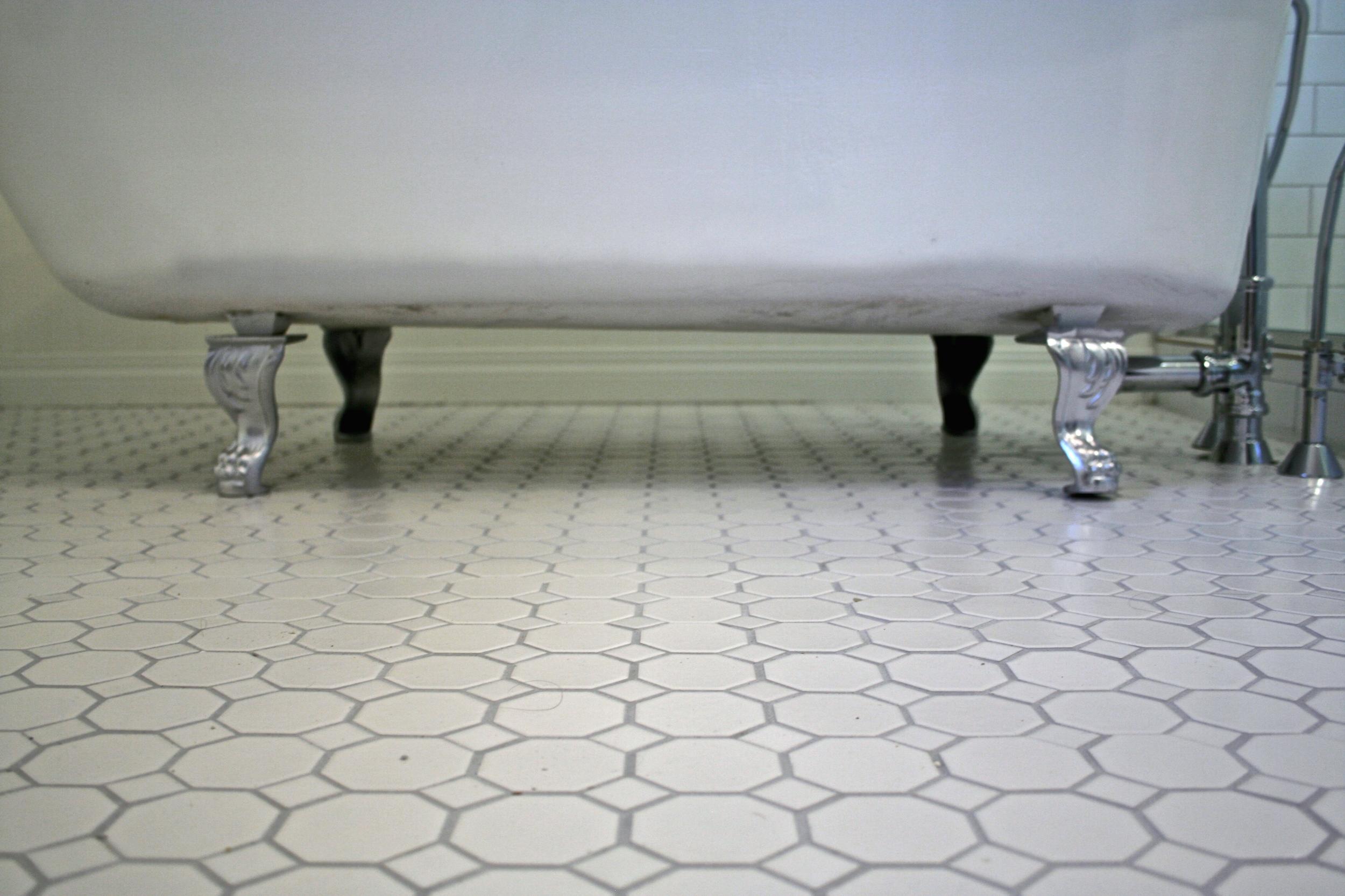 Bathroom remodel tile floor saskatoon alchemy