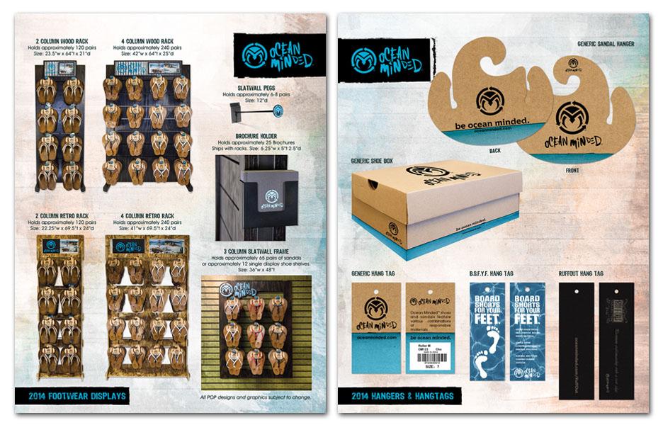 Ocean Minded   Fixtures & Packaging