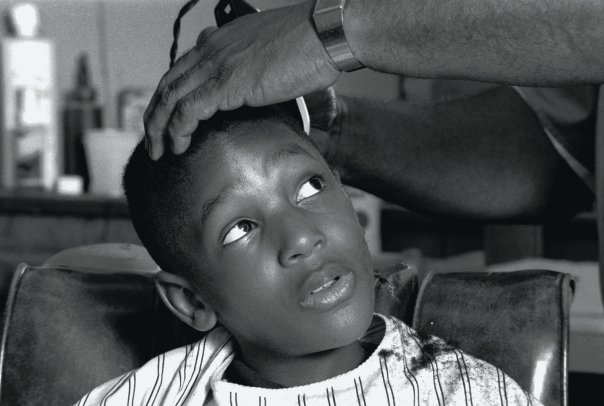 In the most unlikely of places we find our inspiration and our lives can change. For Marcus, it was through the kind words of his barber , his mother and others in his community.