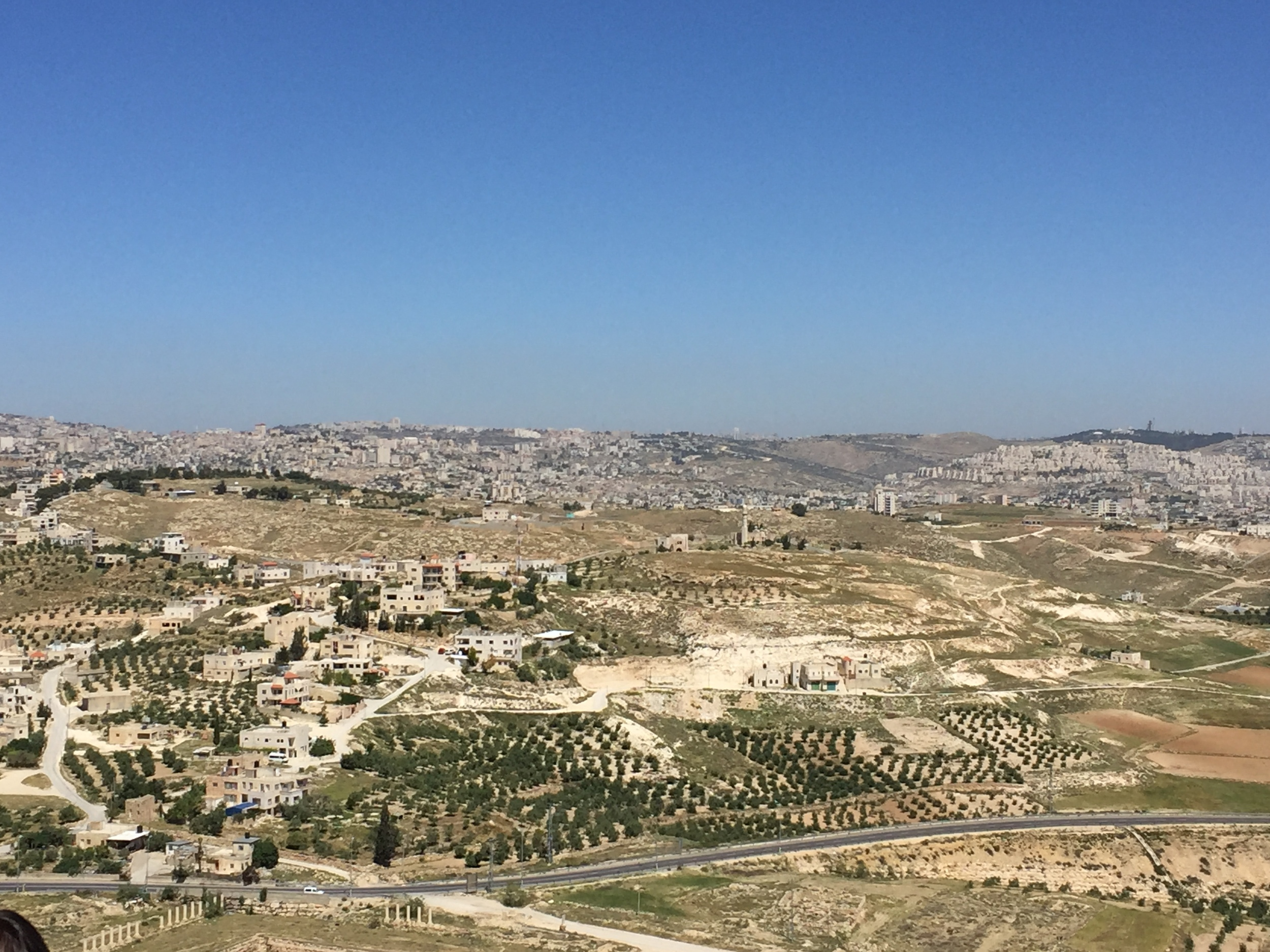The town of Bethlehem