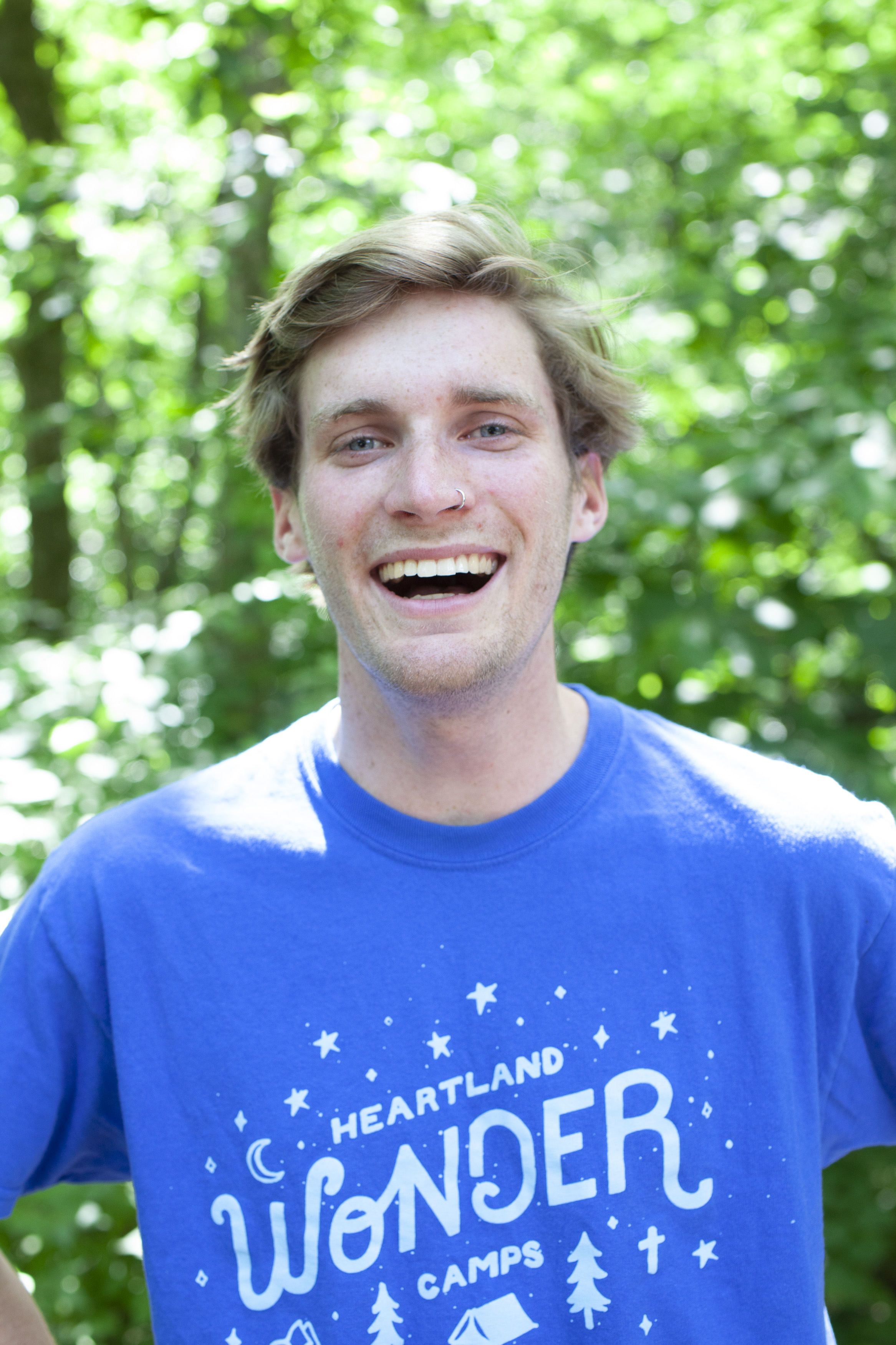 Cameron Sorter is a college graduate planning to enter into the Peace Corps. His favorite scripture is Matthew 6. Cam loves working at Heartland— he is passionate about impacting lives for Jesus.