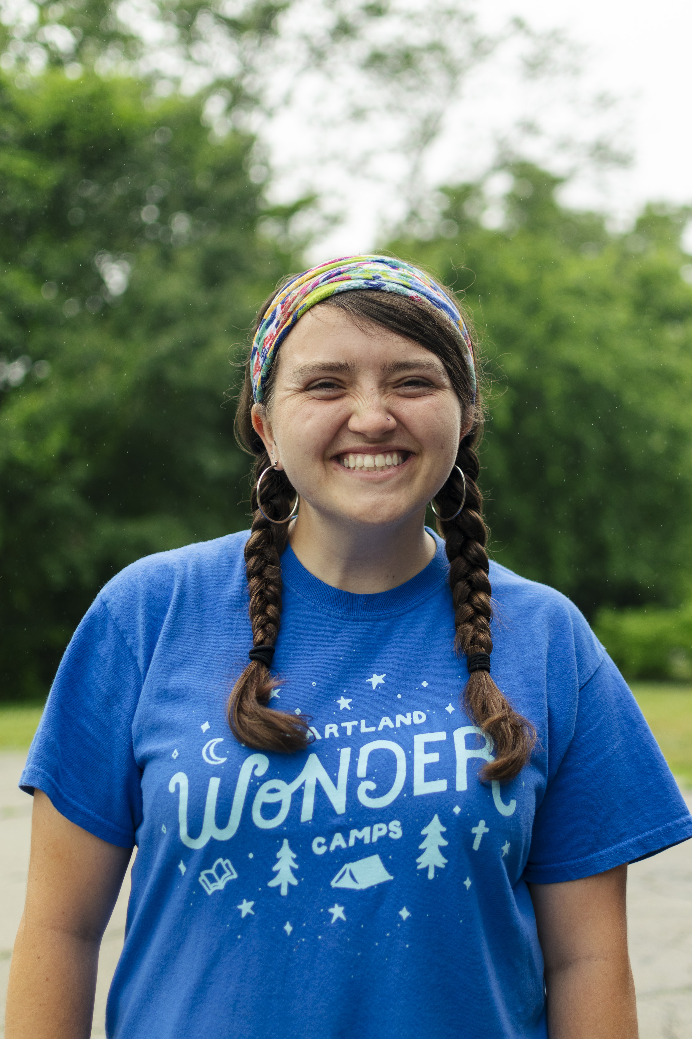 Kaleigh Steward is a student at Midwestern Seminary studying Counseling. Her favorite book of the Bible is Hosea because it shows God's faithfulness to His ever-wandering people. It's a reminder that God is always faithful, even when His people are not.