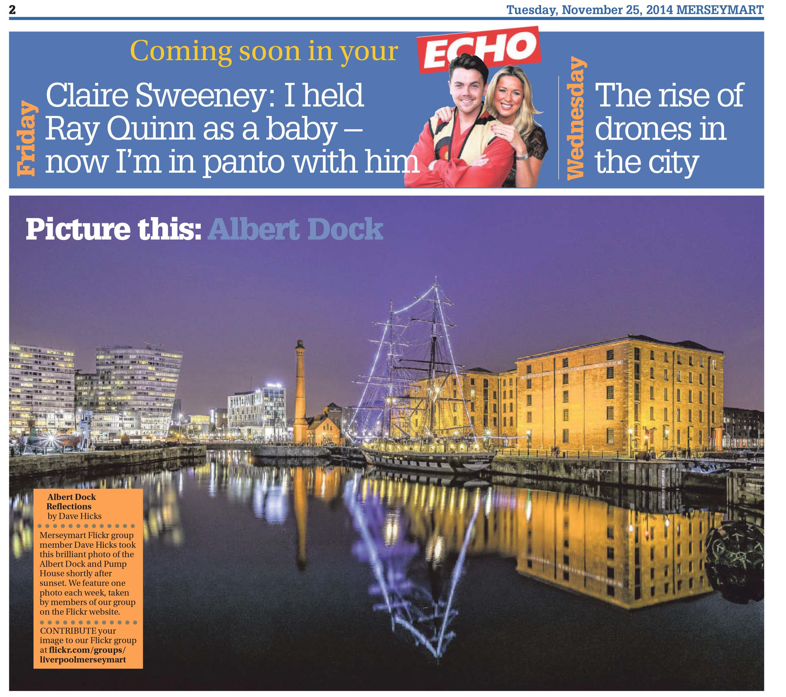 Liverpool Echo Published Photo