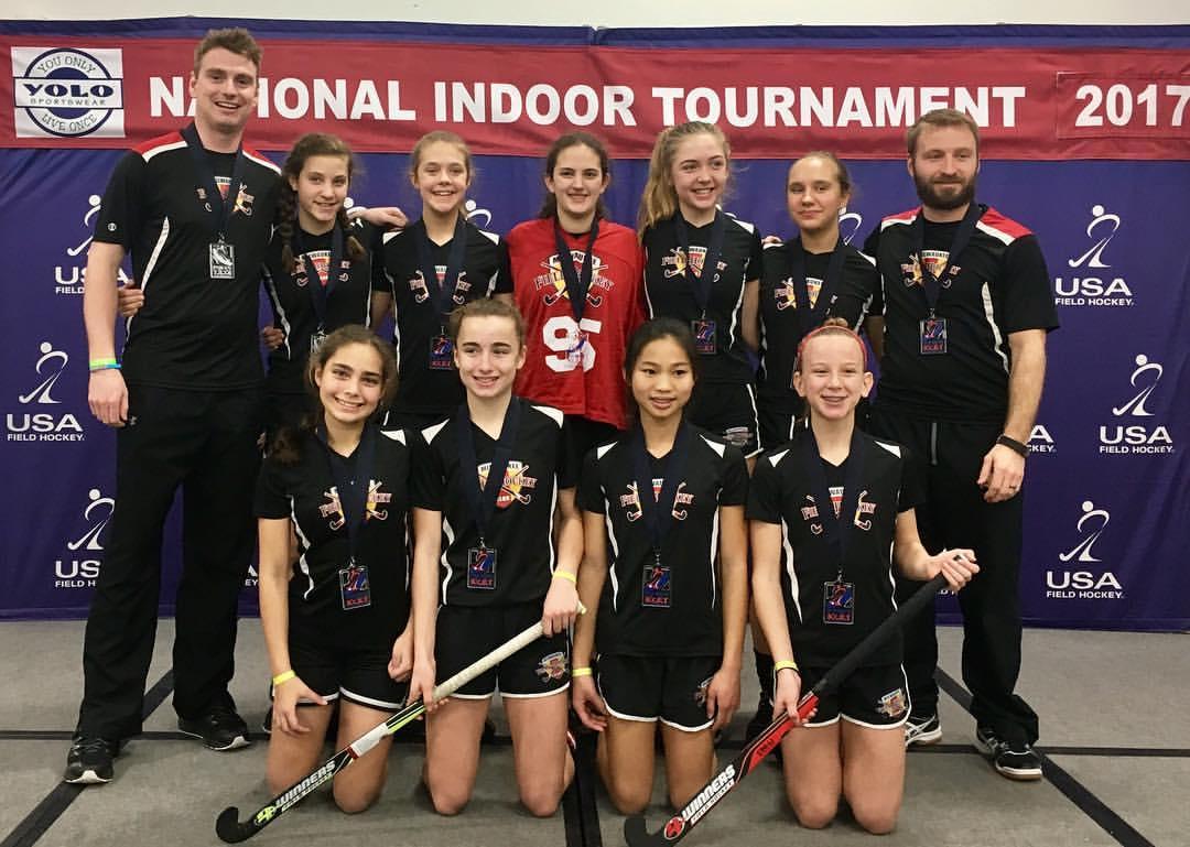 U14 Elite National Indoor Tournament 2017 Pool Champions
