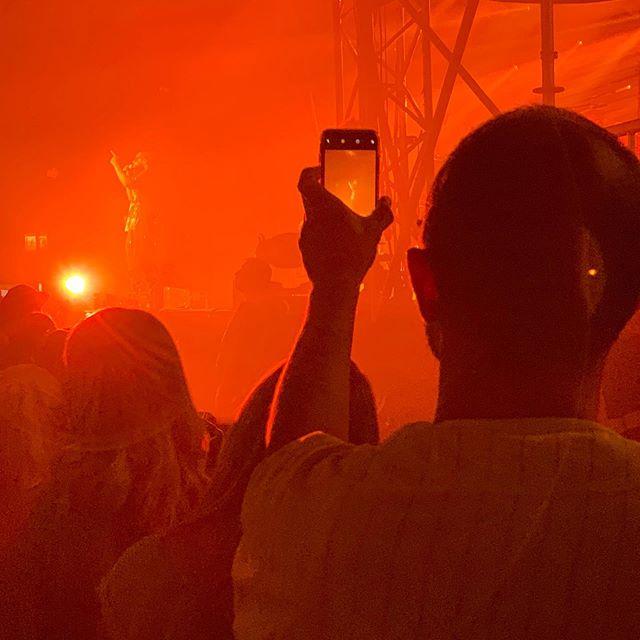 @samydeluxe selten so geflashed von einem Konzert gewesen!! . . . . . . . #tollwoodsommerfestival2019 #tollwoodfestival #tollwood2019 #hiphop #konzert #goat #rap
