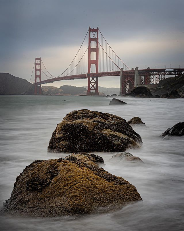 Remembering #sanfrancisco . . . . . . #cali #california #marshallsbeach #southcalifornia #travel #holidays #vacation #throwback #roadtrip #sonya7 #gitzo #family #familie #urlaub #kalifornien #muscheln #mussles #waves #wellen #rocks #steine #goldengate #meer #sea #wellen #waves #dreamy #clouds #wolken