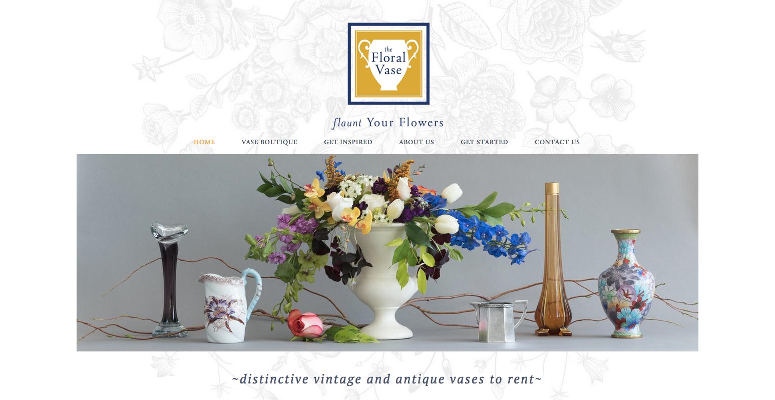 The Floral Vase