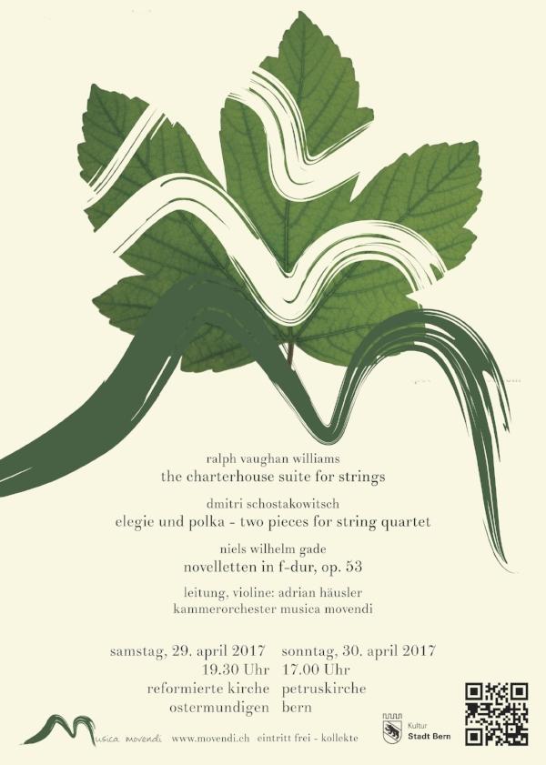 Plakat Frühling 2017