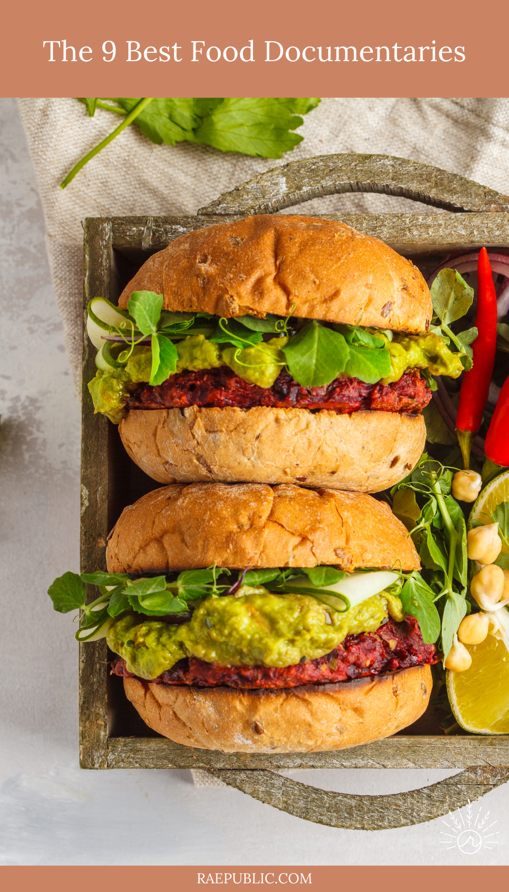 Nine vegan food documentaries to get you started right on your plant-based journey.