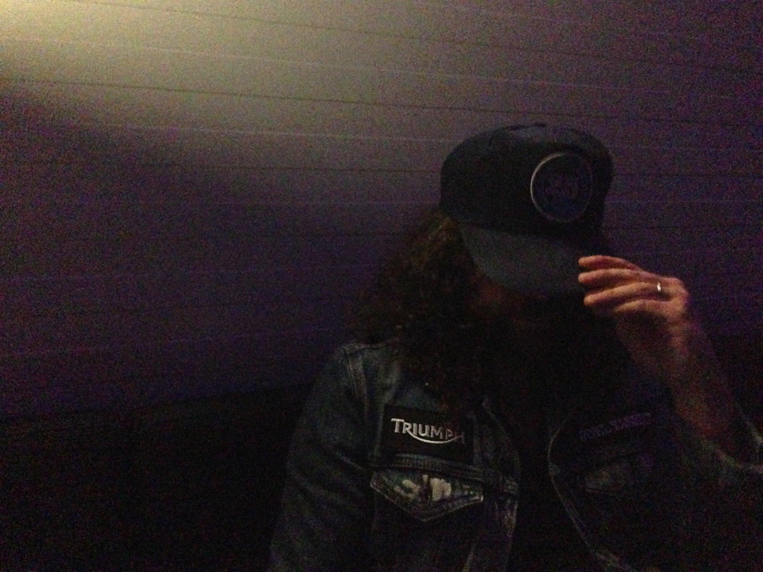Bordesholm, DE  –Fash backstage