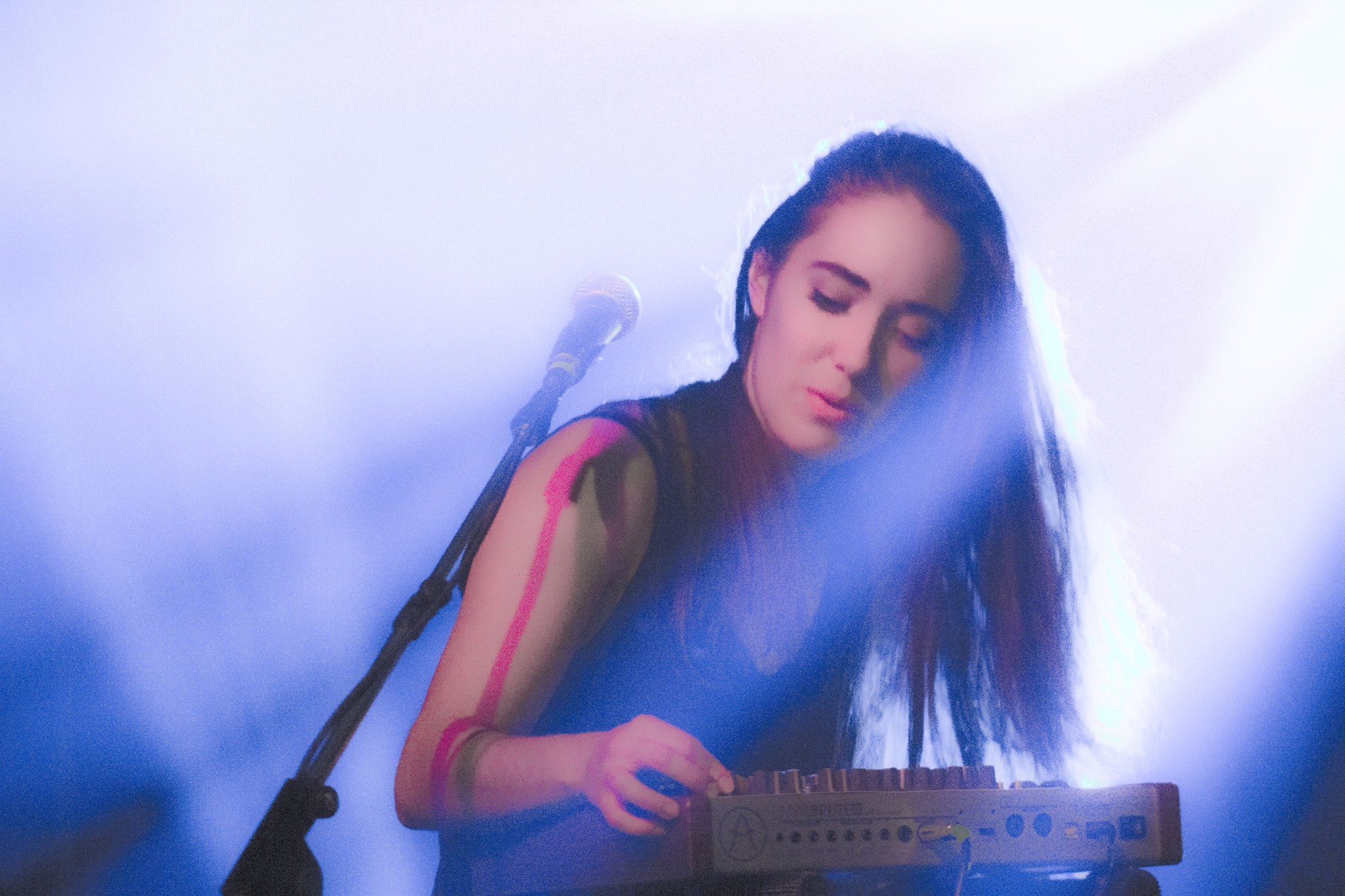 Guest musician with synth pop band Ponteix