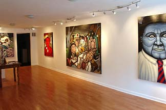 Limner Gallery Showroom