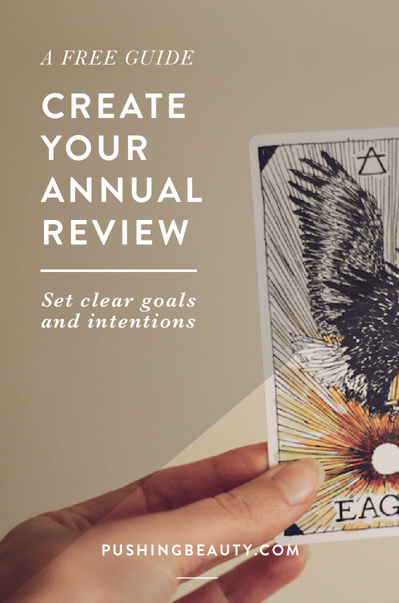 Free Annual Review Guide