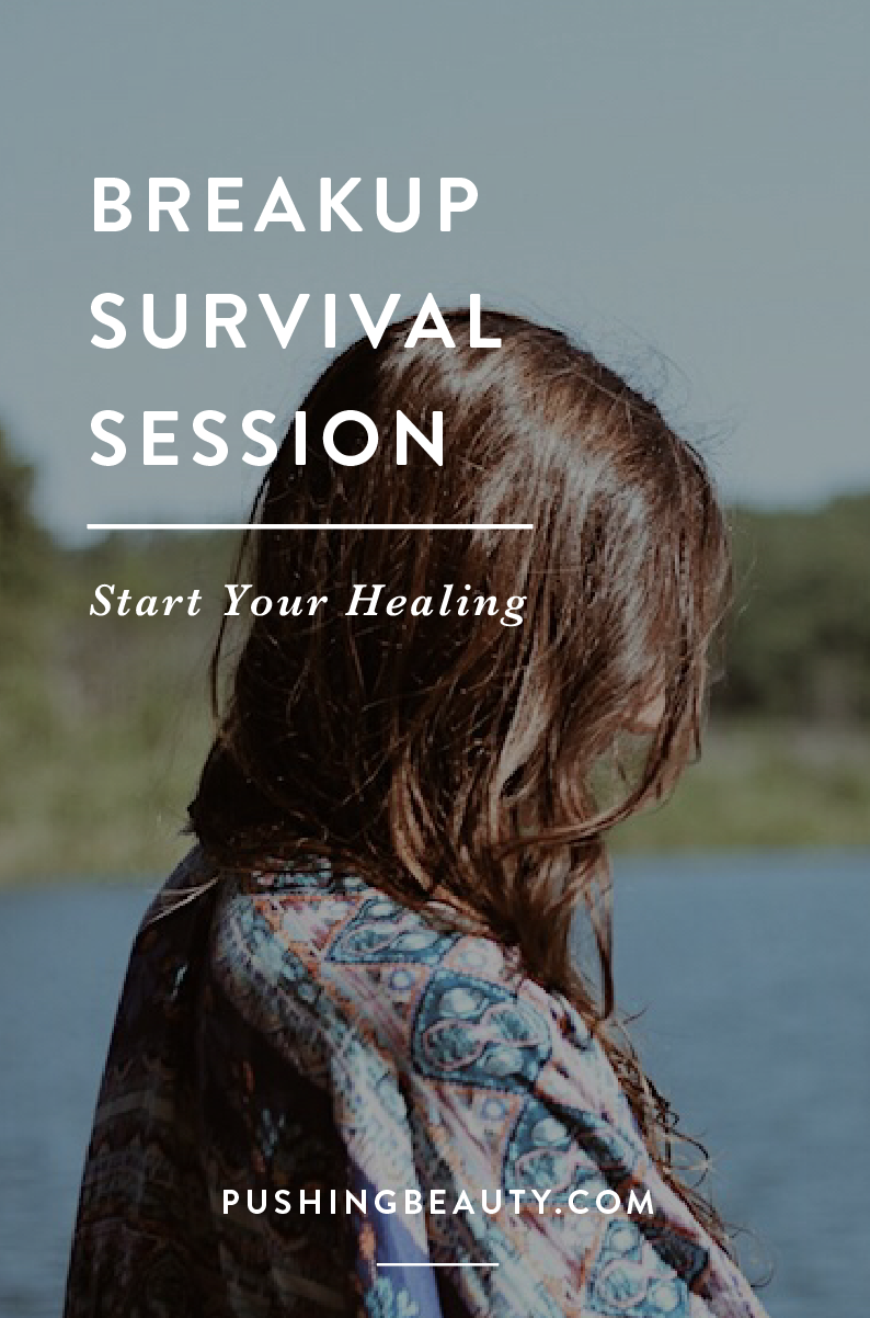 Breakup Survival Session
