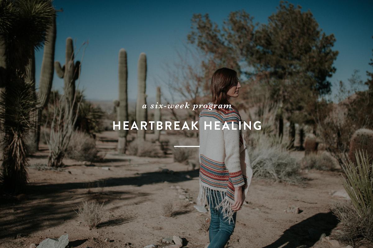 Heartbreak Healing
