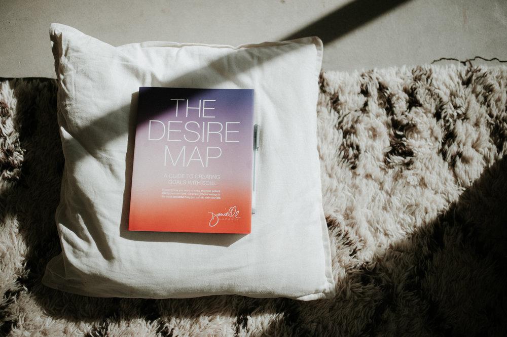 Breathwork The Desire Map