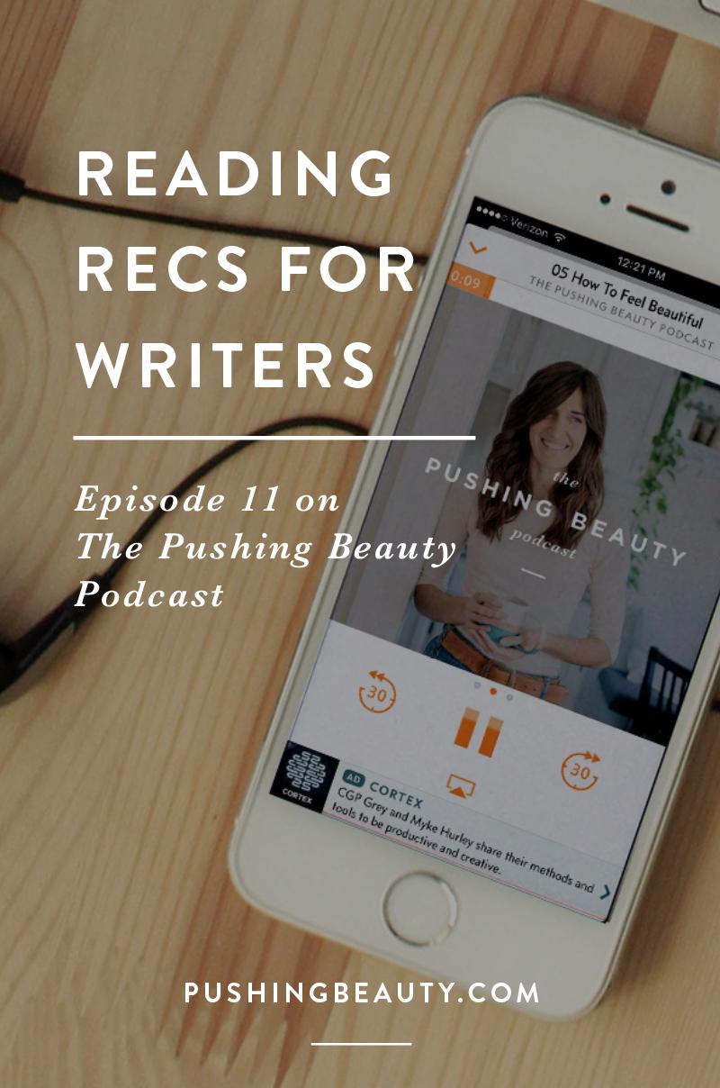 Reading Writers Pushing Beauty