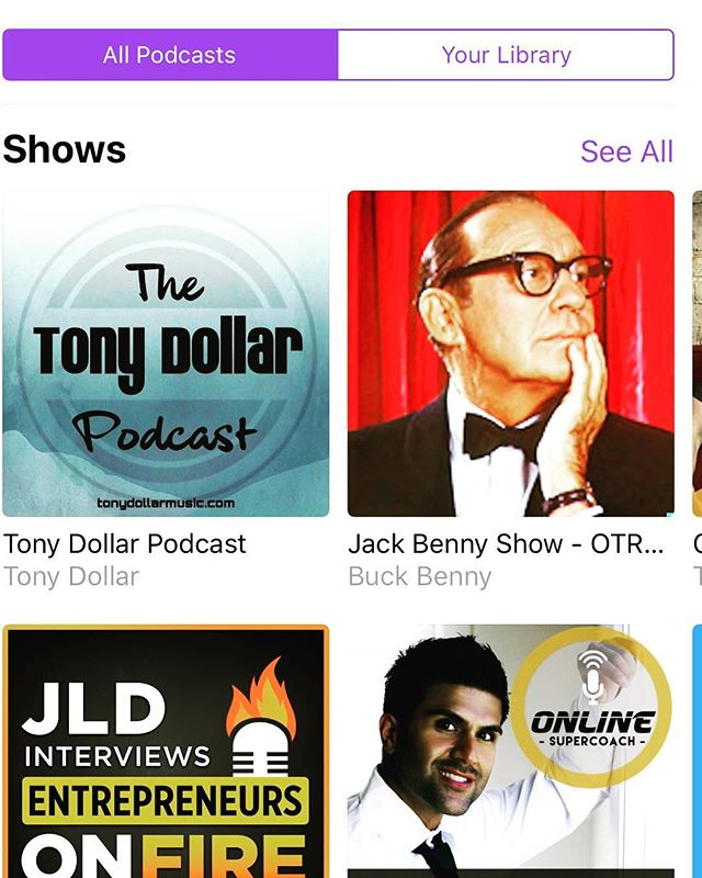 Yea buddy! My podcast is on iTunes now:) #podcast #itunes #googleplay #tdp #tonydollarmusic #colorado #tdm #talk #conversation #music #singer #songwriter